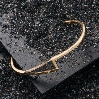 K18YG ダイヤ ブレス