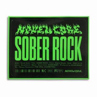 SOBER ROCKステッカー