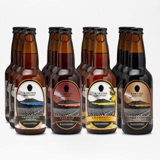 【クラフトビール】4種×3本セット(12本入り)