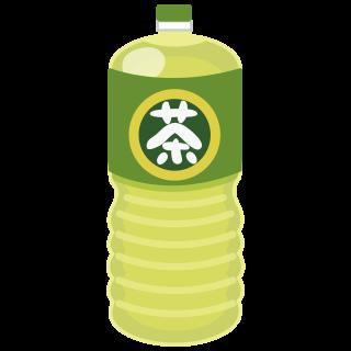 ペットボトルのお茶(500ml)