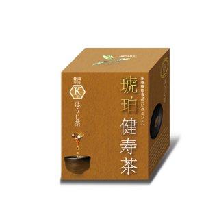 琥珀健寿茶 K型【ほうじ茶ブレンド】 1ヶ月用(30包入り)