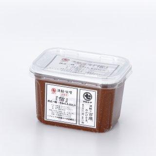 【予約用】 限定 津軽味噌『佰』 赤味噌 500 g