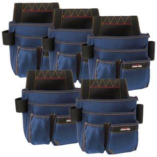 【送料無料】AstroShip 釘袋(工具差付) まとめ買い5個セット / AS-18 アストロシップ(袋の底をもれなくプレゼント)