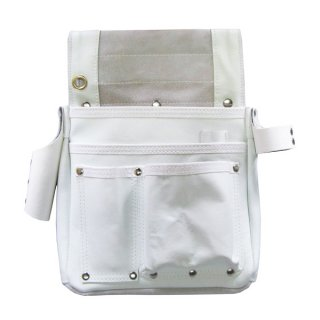 白革 釘袋 工具差付 / AS2KW アストロシップ