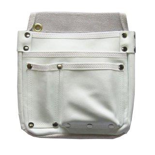 白革 釘袋 棟梁型 / AS3KW アストロシップ