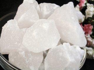 イラン産ホワイト岩塩 1個~kg単位売りまで