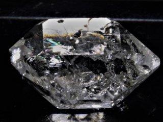 アメリカ ニューヨーク州 ハーキマー産ハーキマーダイヤモンド 水晶 原石