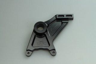 リヤBキャリパーブラケットSC59/SC57ブラック