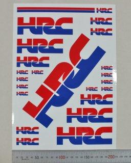 HRC STICKER KIT