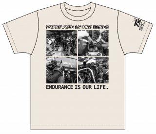 2021 EWC Tシャツ・バニラホワイト