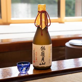 銀嶺月山 純米大吟醸 斗瓶囲い 720ml