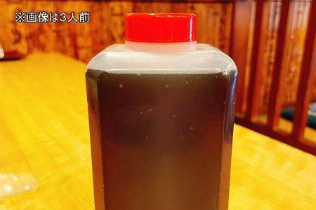 ■日本蕎麦:もりそば用つゆ一人前(冷):年越し蕎麦などに・・・