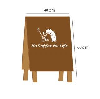 60cm×40cm A型 Shop看板 カフェ看板 全9色