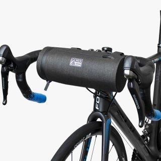 GORIX ゴリックス フロントバッグ 防水 自転車 フレームバッグ (GX-BF51) 2L ロードバイク・クロスバイク他・高機能・2wayバッグ・トップチューブバッグ(はこぶくん)