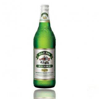 ハルビンビール 610ml  1ケース12本入り
