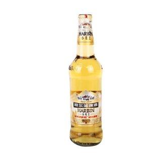 ハルビンビール小麦王 500ml  1ケース12本入り 再入荷予定