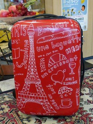 スーツケース エッフェル