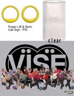 VISE P/Sグリップ クリアータイプ レギュラーの商品画像