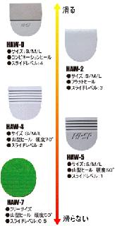 HI-SP スライド側ヒールパーツの商品画像