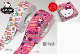 ハローキティ フィッティングテープ<ロールタイプ>の商品画像