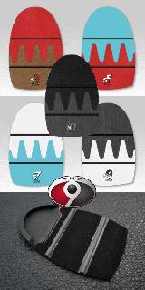 デクスター THE 9専用スライドソールの商品画像