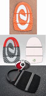 デクスター THE 9専用キックソールの商品画像