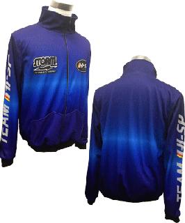 TEAM HI-SPジャケット HS-01025(BU)の商品画像