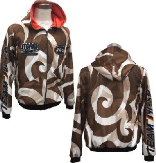 TEAM HI-SPジャケット HS-01027(BR)の商品画像