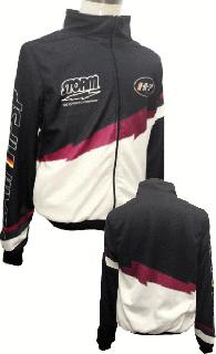 TEAM HI-SPジャケット HS-01038(BK/WH)の商品画像
