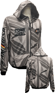 TEAM HI-SPジャケット HS-01040(GY)の商品画像