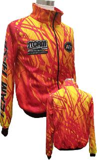 TEAM HI-SPジャケット HS-01075(レッド)の商品画像