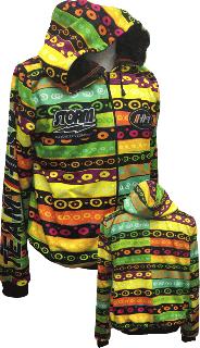 TEAM HI-SPジャケット HS-01076(グリーン)の商品画像