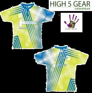 ハンマー ハイファイブシャツ<HL16>の商品画像