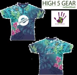 エボナイト ハイファイブシャツ<EL16>の商品画像
