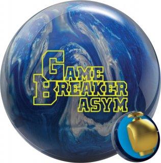 エボナイト ゲームブレイカー アシンメトリー(ボウリングボール)の商品画像