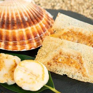 北海道産ホタテ貝柱のだし入り餃子(10個入り)