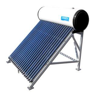 真空ガラス管 自然循環式太陽熱温水器【サナース】