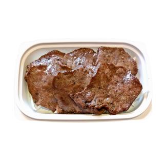 極上 お店のまんま焼肉 焼肉屋りんご苑特製 上塩牛タン 100g