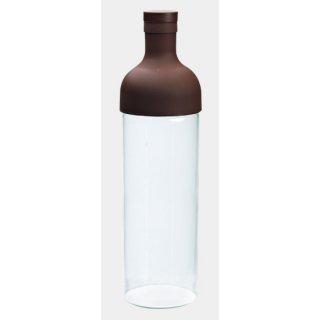ワインボトル型冷茶ポット(茶色)
