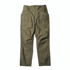 <img class='new_mark_img1' src='https://img.shop-pro.jp/img/new/icons1.gif' style='border:none;display:inline;margin:0px;padding:0px;width:auto;' /> A Vontade Fatigue Trousers -Military Back Sateen