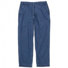<img class='new_mark_img1' src='https://img.shop-pro.jp/img/new/icons1.gif' style='border:none;display:inline;margin:0px;padding:0px;width:auto;' />nanamica  Denim Wide Pants