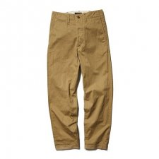 <img class='new_mark_img1' src='https://img.shop-pro.jp/img/new/icons1.gif' style='border:none;display:inline;margin:0px;padding:0px;width:auto;' />A Vontade  Type 45 Chino Trousers -Wide Fit -