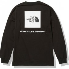 <img class='new_mark_img1' src='https://img.shop-pro.jp/img/new/icons1.gif' style='border:none;display:inline;margin:0px;padding:0px;width:auto;' /> THE NORTH FACE   L/S Back Square Logo Tee / ロングスリーブバックスクエアロゴティー(メンズ)