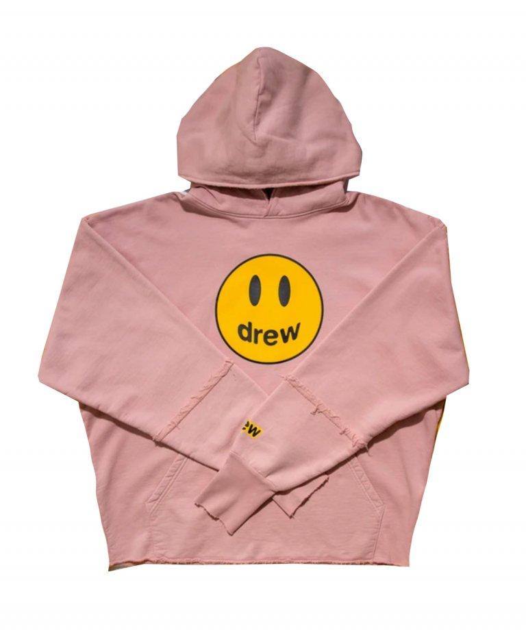drew house ドリューハウス マスコット フーディー パーカー mascot hoodie - pink
