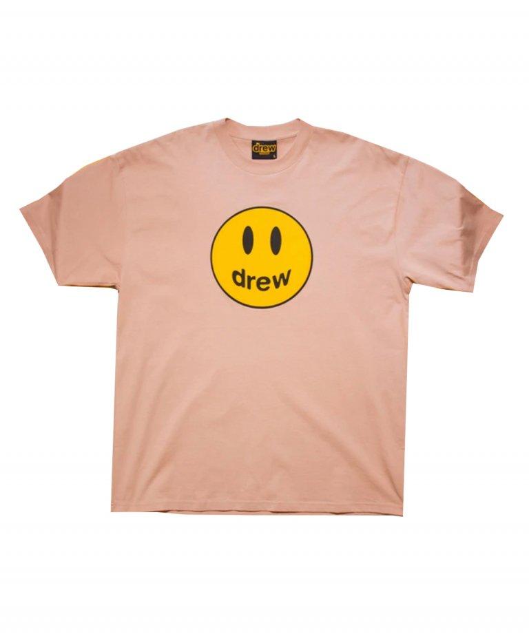 drew house ドリューハウス Mascot SS Tee Tシャツ -pink