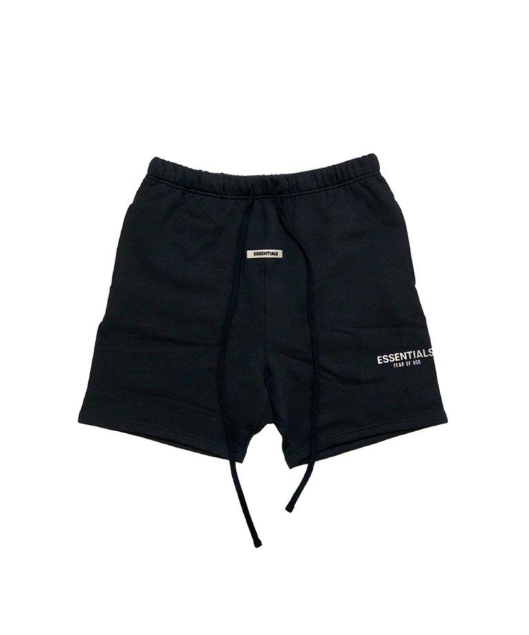 FOG ESSENTIALS Reflector Sweat Shorts リフレクタースウェットショートパンツ BLK