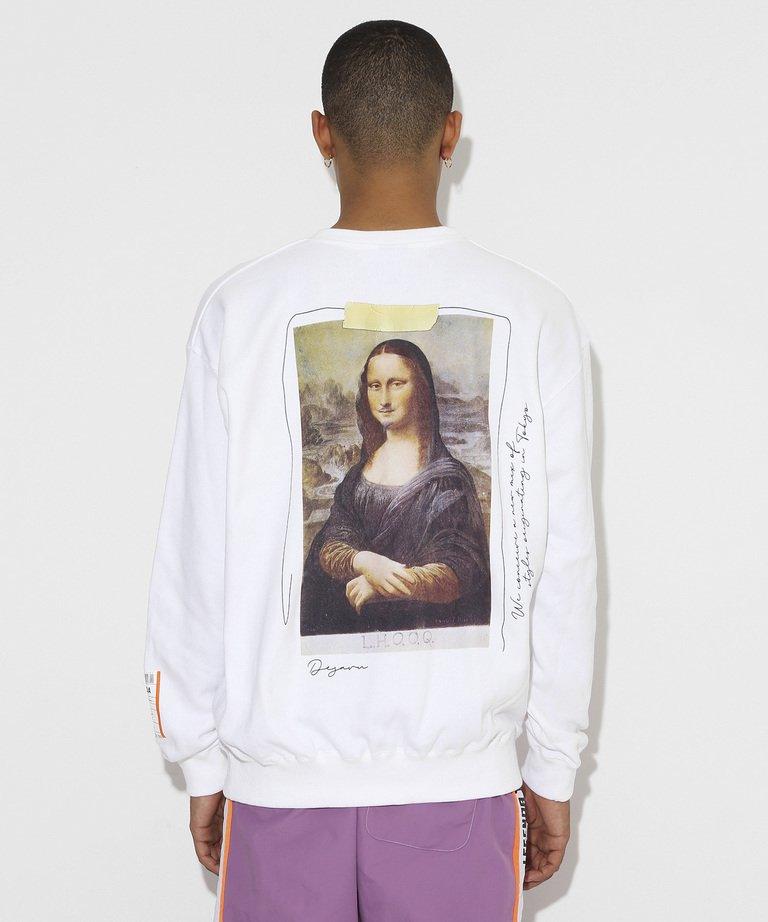 【GW限定50%OFF】LEGENDA Graffiti Art Sweat Shirt