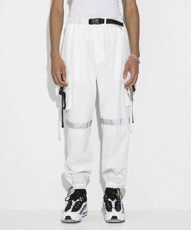 LEGENDA Strech Nylon Cargo pants[LEP195]