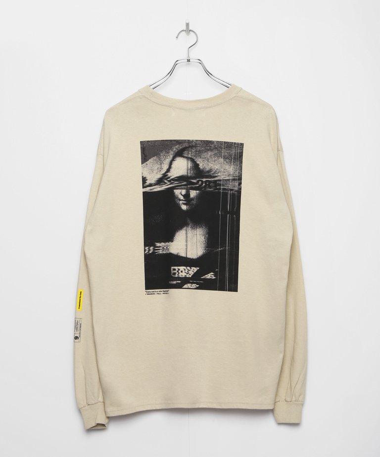 LEGENDA APESH*T Longsleeve T-shirt[LEC953]