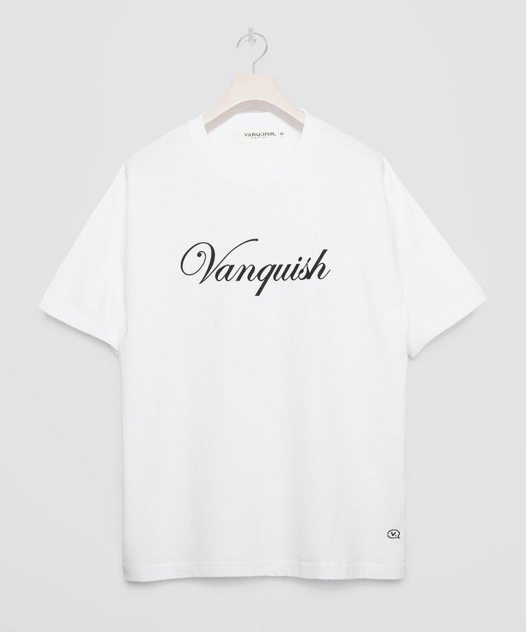 VANQUISH VANQUISH CLASSIC LOGO T-SHIRT[VGC1308]
